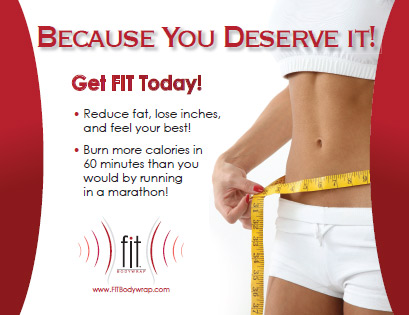 Fit Body Wrap Infrared Weight Loss Body Treatments In Middleburg
